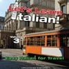 Thumbnail Easy Italian for Travel, Volume 3 - 01 Holidays by the Sea