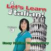 Thumbnail Easy Italian Vocabulary, Volume 3 - 05 More Animals