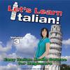 Thumbnail Easy Italian Audio Course for Beg, Vol 3