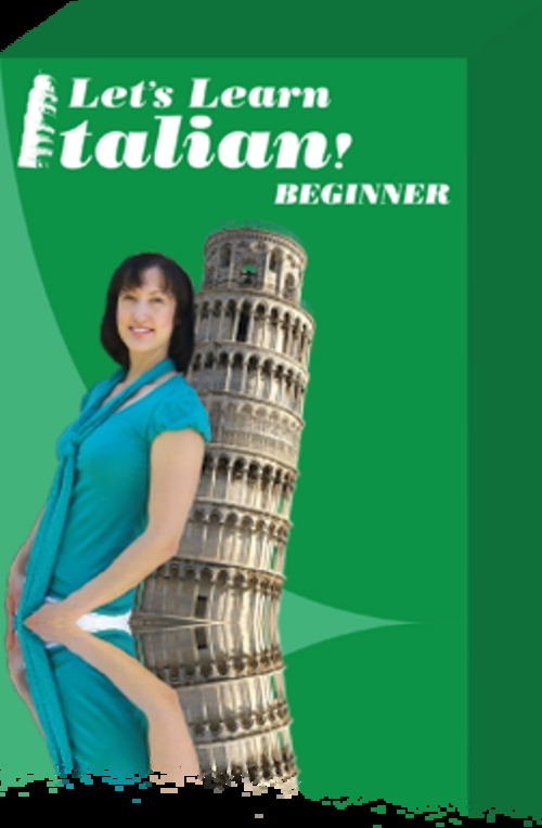 Product picture Easy Italian Audio Course for Beginners, Vol 2 - Study Guide