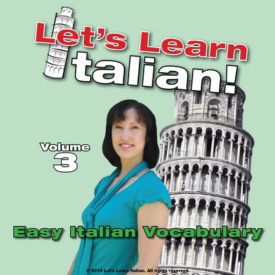 Product picture Easy Italian Vocabulary, Volume 3 - 11 Countries & Nationalities
