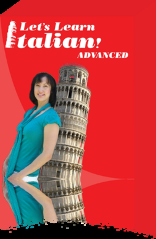 Product picture Advanced Italian, Volume 2 - 04 Subjunctive, Sentire